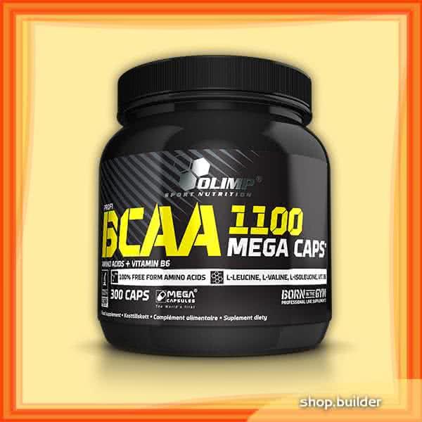 Olimp Sport Nutrition BCAA Mega Caps 300 kap.