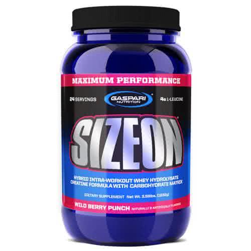 Gaspari Nutrition SizeOn Maximum Performance 1,630 kg
