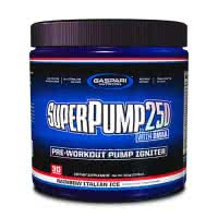Gaspari Nutrition Superpump 250 sa DMAA (390 gr.)