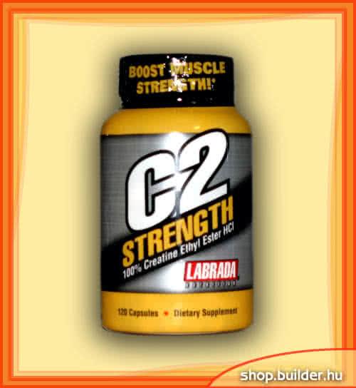 Labrada Nutrition C2 Strength 120 kap.