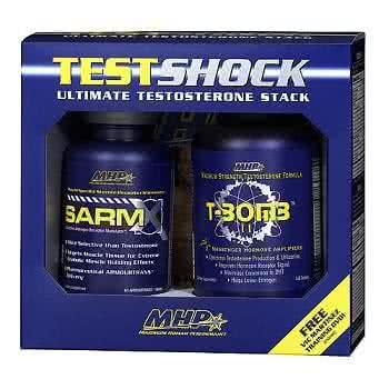 MHP Test Shock Kit set