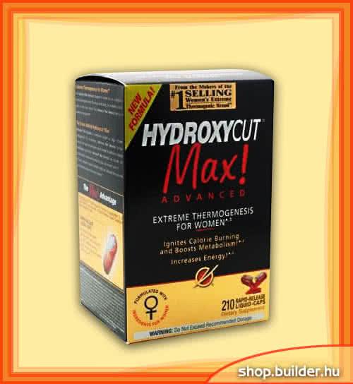 MuscleTech Hydroxycut MAX 210 kap.