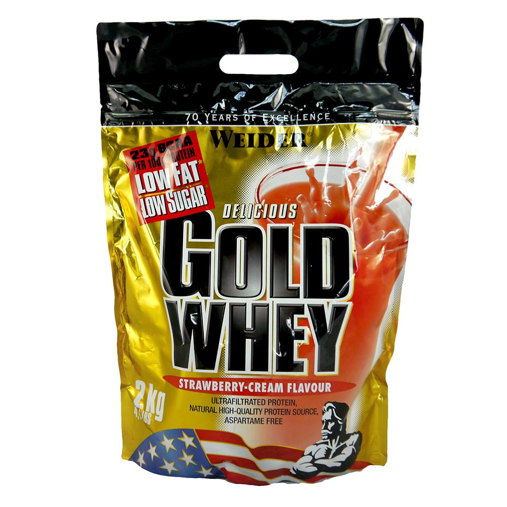 Weider Nutrition Gold Whey 2 kg