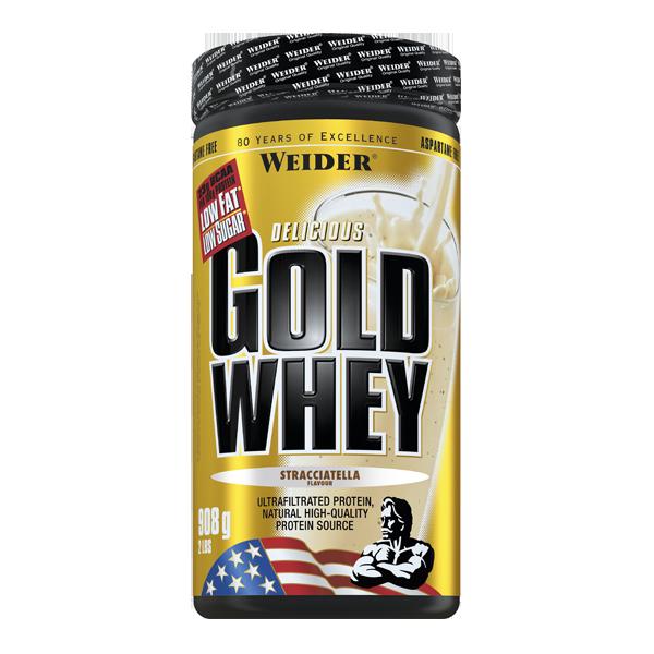 Weider Nutrition Gold Whey 0,908 kg