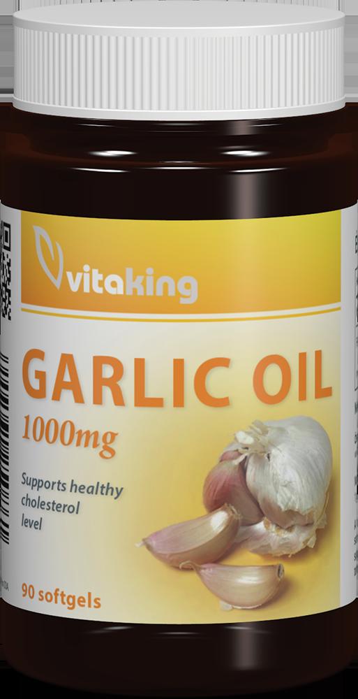 VitaKing Ulje češnjaka (Garlic Oil) 90 g.k.