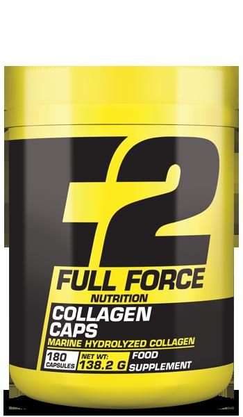 Full Force Collagen Caps 180 kap.