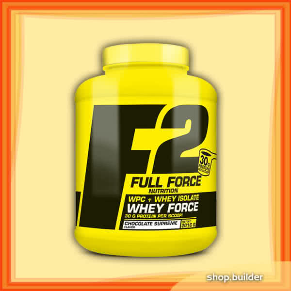 Full Force Whey Force 2,016 kg