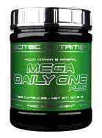 Scitec Nutrition Mega Daily One Plus (120 kap.)
