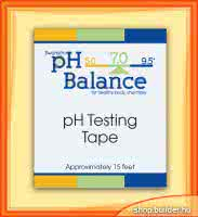 Swanson pH Testing Tape with Dispenser (4,5 m)