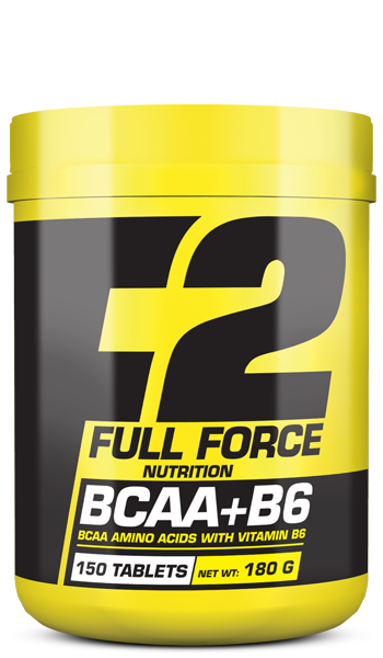 Full Force BCAA+B6 150 tab.