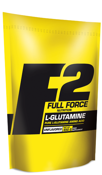 Full Force L-Glutamine 450 gr.