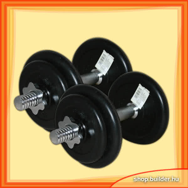Ostala fitness oprema Dumbbell set 2x9,5kg set