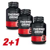 BioTech USA Thermo Drine 2+1 Poklon (3x60 kap.)