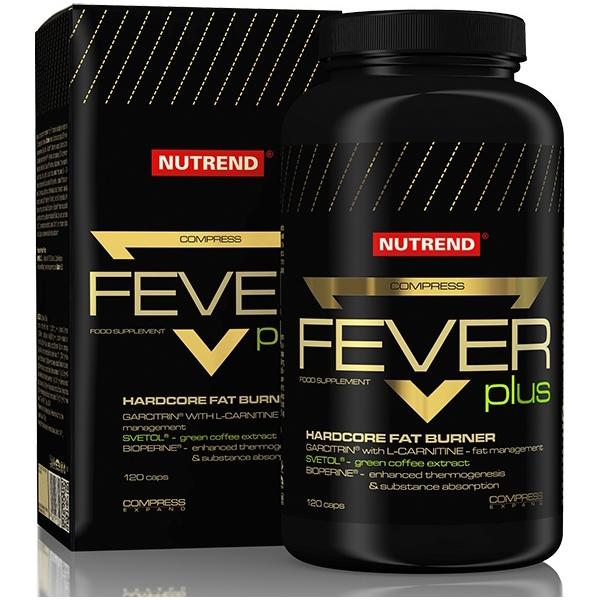 Nutrend Compress Fever Plus 120 kap.