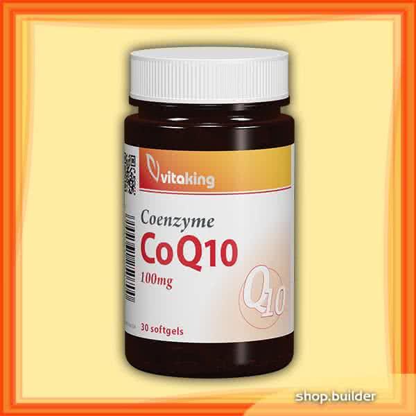 VitaKing Coenzyme Q10 30 kap.