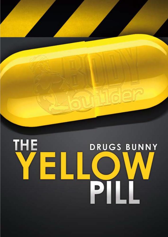 Body.Builder Žuta kapsula - knjiga Drugs Bunny-ja
