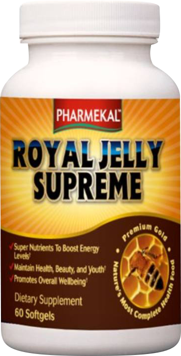 Pharmekal Royal Jelly Supreme 60 g.k.