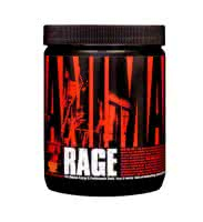 Animal Pak Animal Rage (powder) (150 gr.)