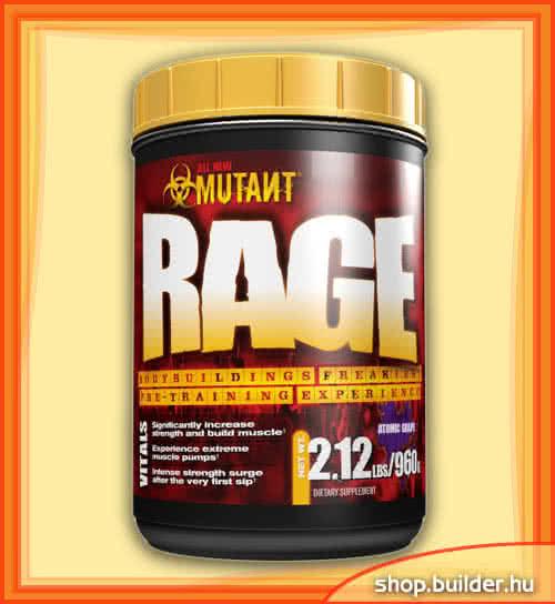 Mutant Mutant Rage 960 gr.