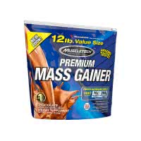 MuscleTech 100% Premium Mass Gainer (5,44 kg)