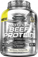 MuscleTech Platinum 100% Beef Protein (1,86 kg)