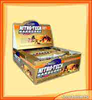 MuscleTech Nitro-Tech Hardcore Protein Bar (12x80 g)
