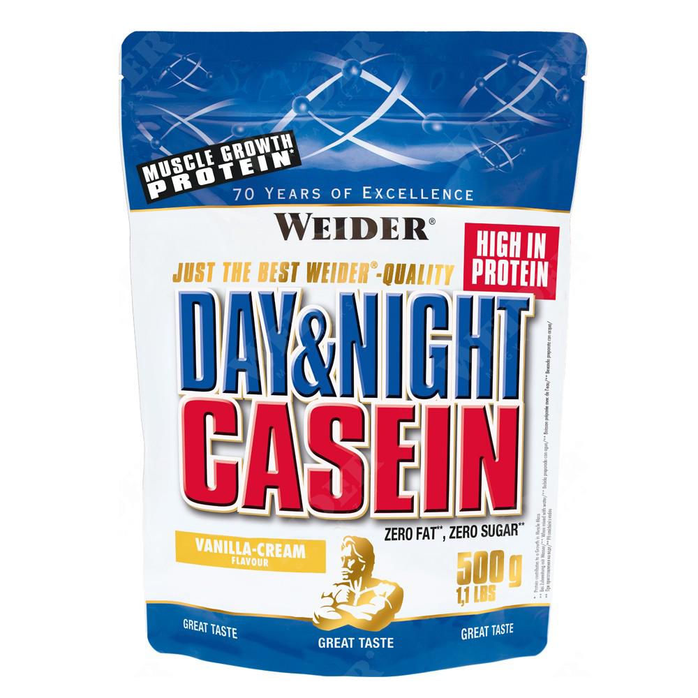 Weider Nutrition Day & Night Casein 0,5 kg