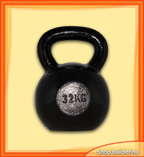 Spartan Kettle Ball 32 kg kom