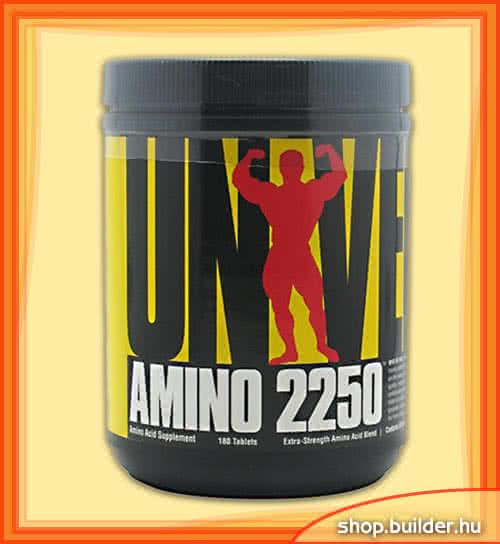 Universal Nutrition Amino 2250 180 tab.