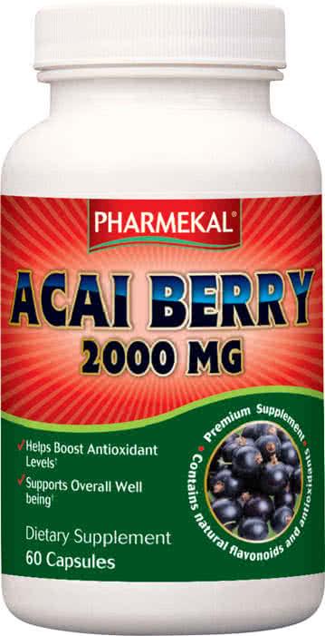 Pharmekal Acai berry 60 kap.