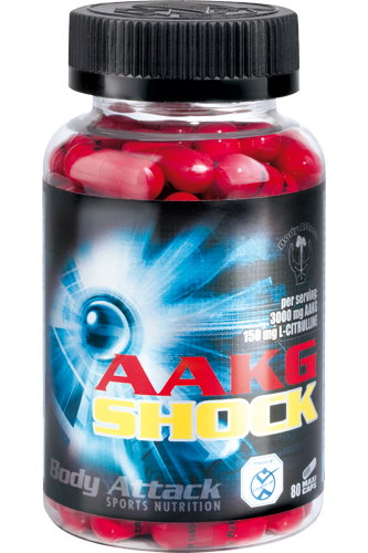 Body Attack AAKG Shock 80 kap.