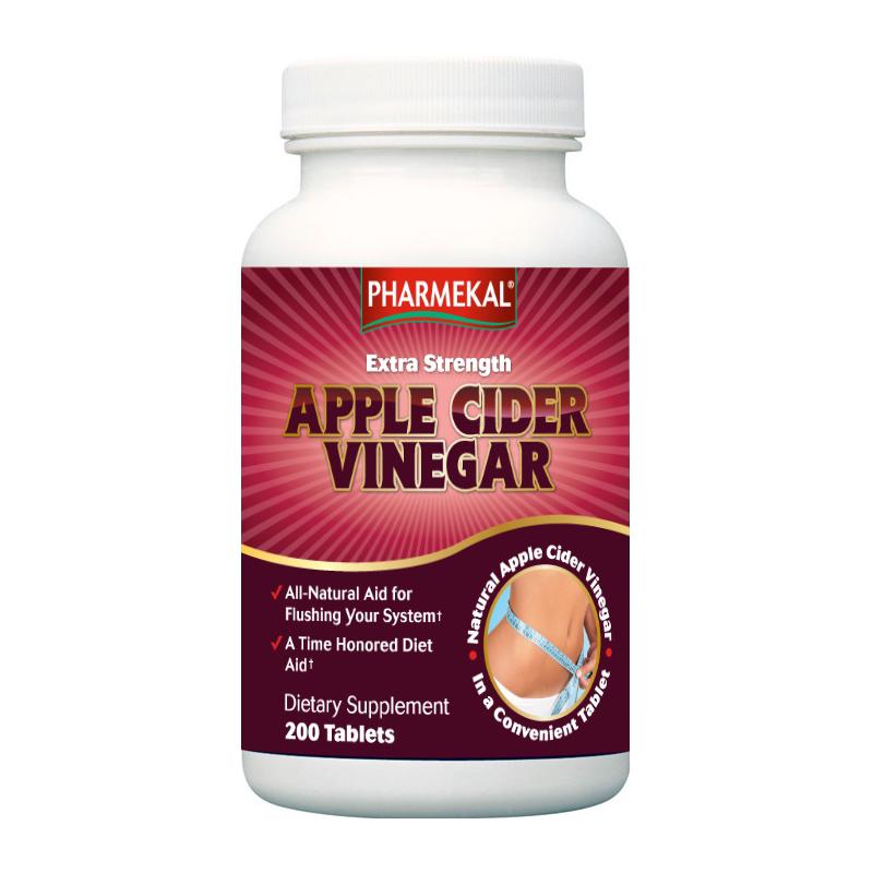 Pharmekal Apple Cider Vinegar 200 tab.
