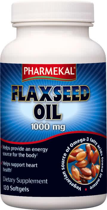 Pharmekal Flaxseed Oil 120 g.k.