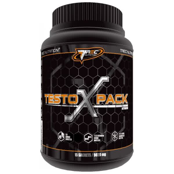 Trec Nutrition Testo (X) Pack 15 pak.