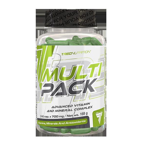 Trec Nutrition Multi Pack 240 kap.