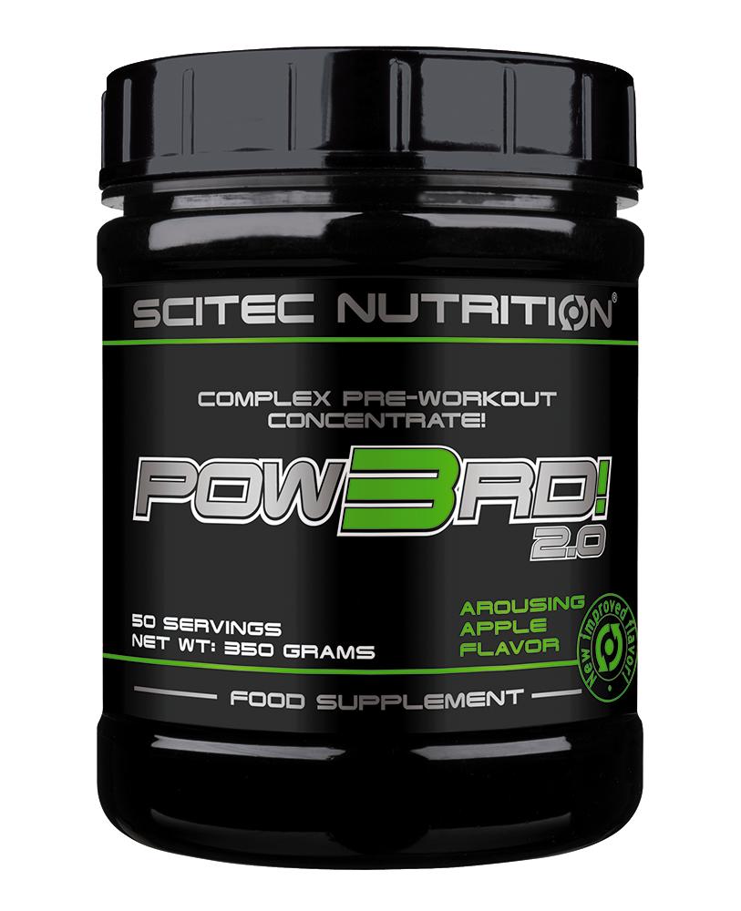 Scitec Nutrition Pow3rd! 2.0 350 gr.