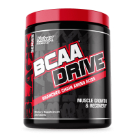 NutreX Research BCAA Drive Black (200 kap.)