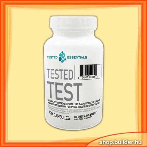Tested Nutrition Tested Test 120 kap.