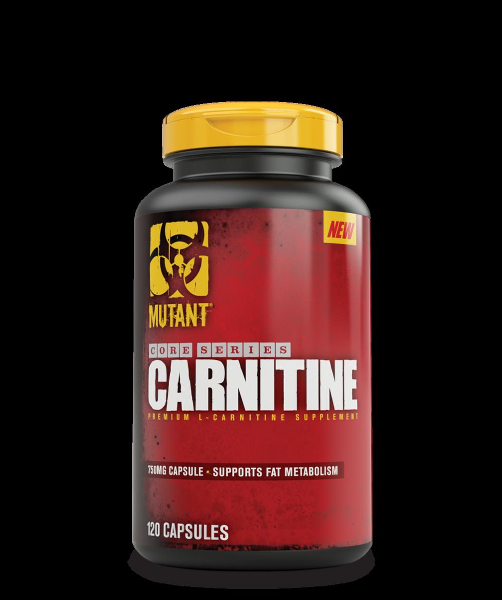 Mutant L-Carnitine 120 kap.