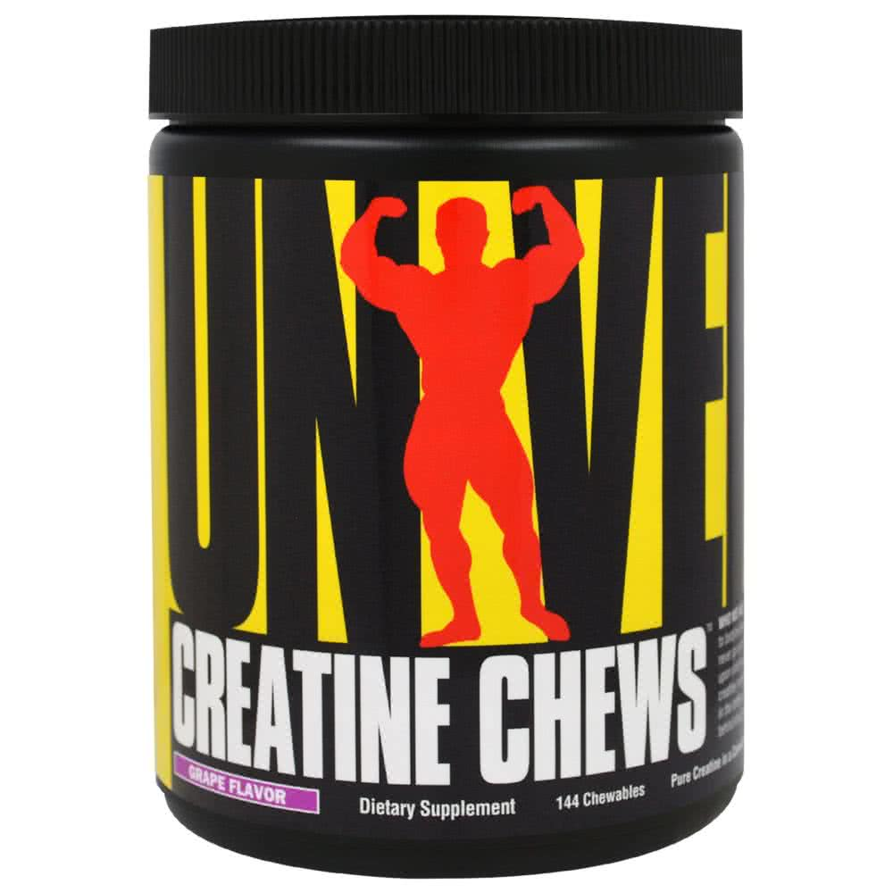 Universal Nutrition Creatine Chews 144 žvakaćih tableta