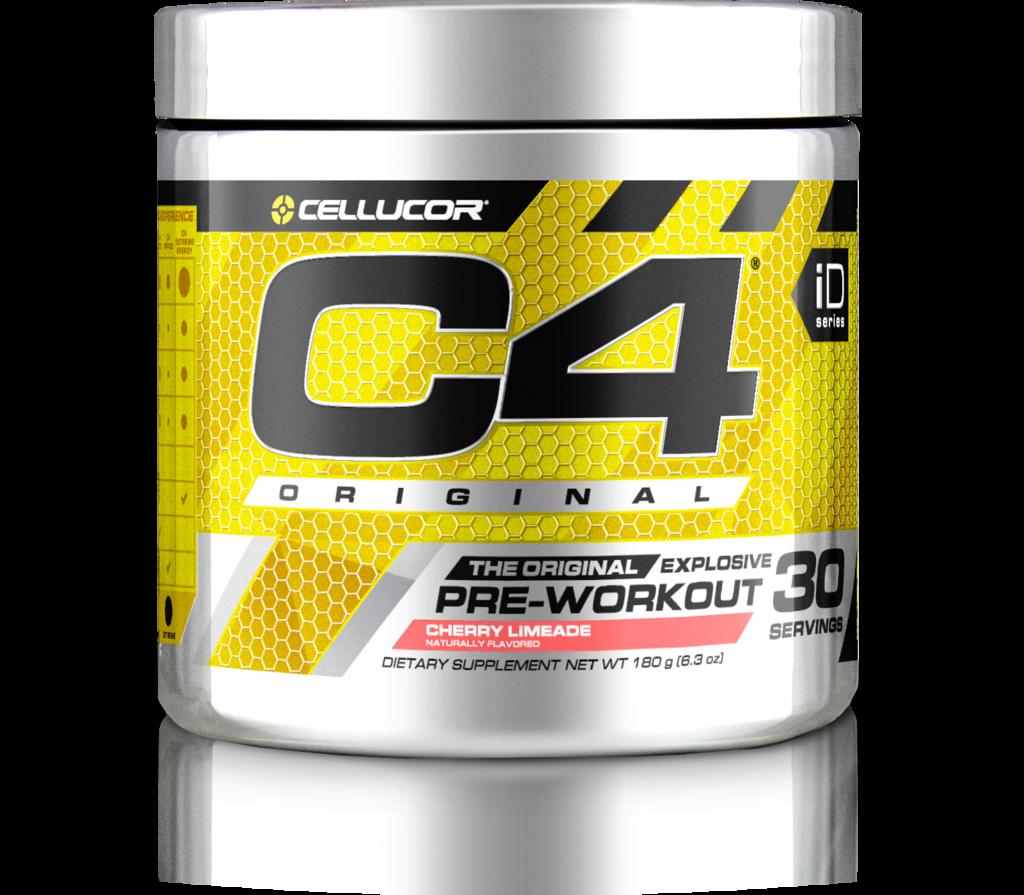Cellucor C4 195 gr.