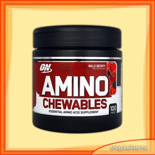 Optimum Nutrition Amino Chewables 100 žvakaćih tableta