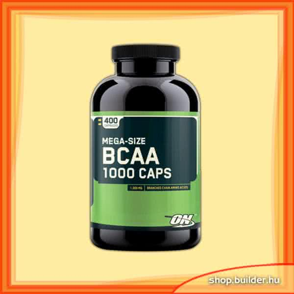 Optimum Nutrition BCAA 1000 Caps 400 kap.