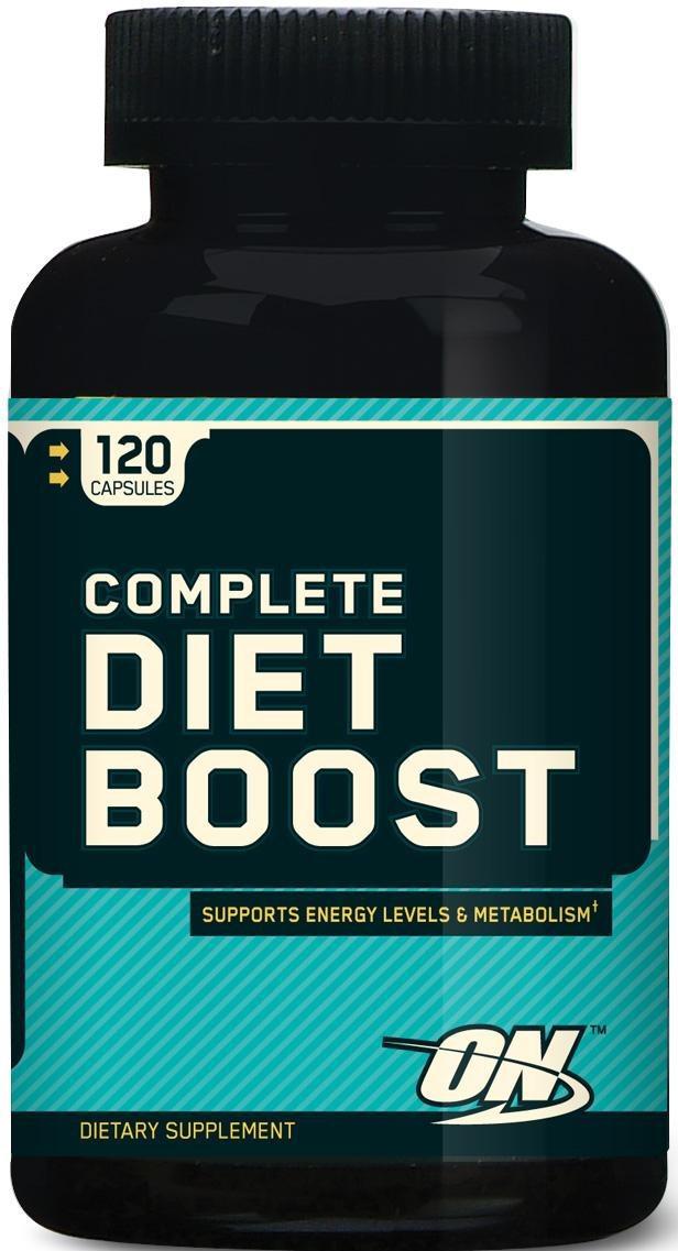 Optimum Nutrition Complete Diet Boost 120 kap.