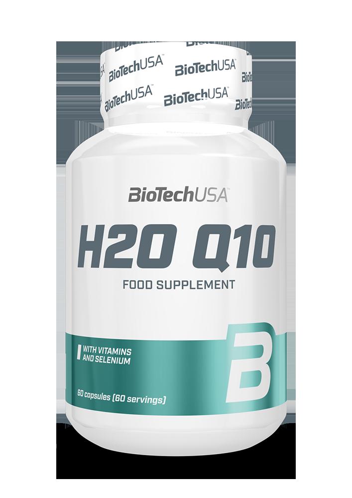 BioTech USA H2O Q10 60 kap.