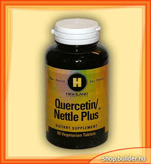 Highland Quercetin/Nettle Plus 90 tab.